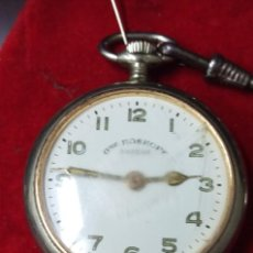 Relojes de bolsillo: RELOJ ROSKOPF ANTIGUO 42 MM.. Lote 155591826