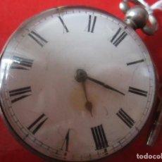 Relojes de bolsillo: RELOJ ANTIGUO CATALINA DEL SIGLO XIX. Lote 155675910