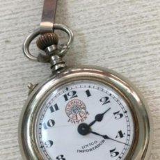 Relojes de bolsillo: RELOJ DE BOLSILLO CARGA MANUAL. Lote 155701958