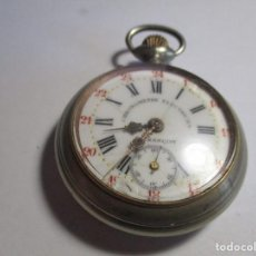 Relojes de bolsillo: ROSKO PATEN FUNCIONANDO 53 MM SIN CONTAR LA CORONA . Lote 155839214