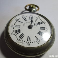 Relojes de bolsillo: ROSKOPF FUNCIONANDO 53 MM SIN CONTAR LA CORONA . Lote 155845518