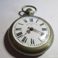 Relojes de bolsillo: ROSKO PATENT FUNCIONANDO 53 MM SIN CONTAR LA CORONA . Lote 155850658