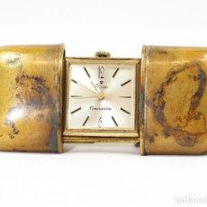 Relojes de bolsillo: RELOJ ART DECO STOWA DE BOLSILLO O VIAJE. Lote 156041670