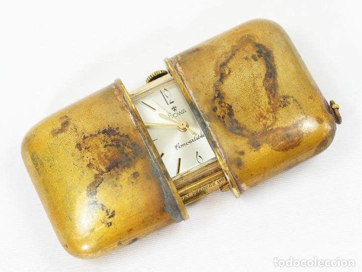 Relojes de bolsillo: Reloj Art Deco Stowa de Bolsillo o Viaje - Foto 4 - 156041670