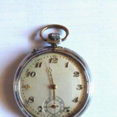 Relojes de bolsillo: RELOJ BOLSILLO FUNCIONANDO DE 1900. Lote 156272546