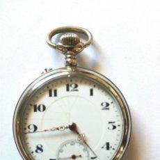 Relojes de bolsillo: RELOJ BOLSILLO FUNCIONANDO DE 1890. Lote 156278330