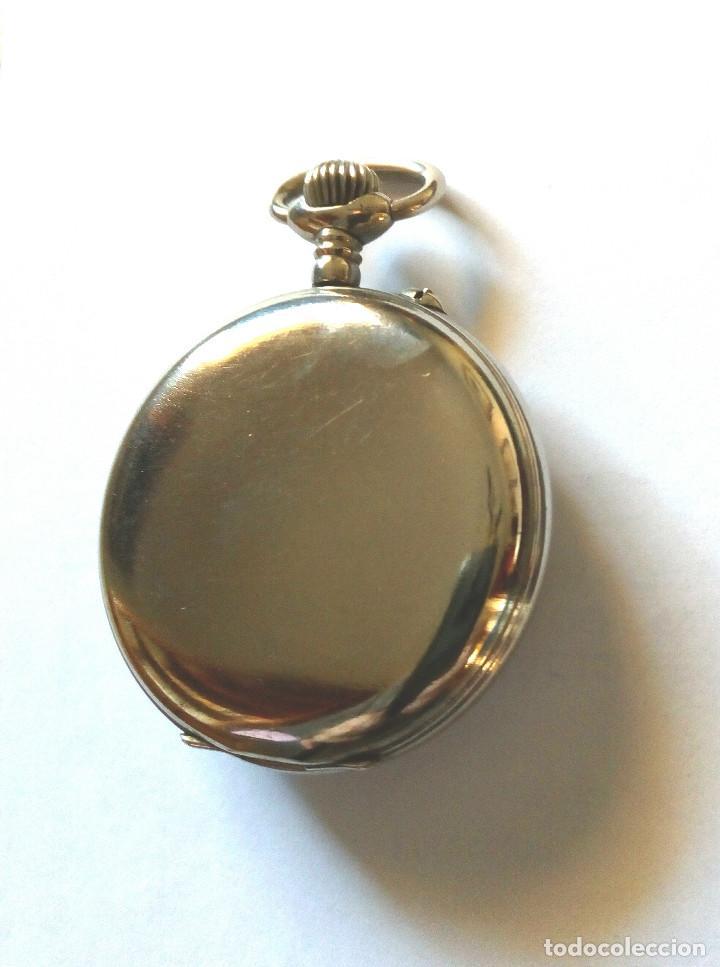 Relojes de bolsillo: RELOJ BOLSILLO FUNCIONANDO DE 1890 - Foto 2 - 156278330