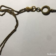 Relojes de bolsillo: LLAVE ANTIGUA DE RELOJ SIGLO 19. Lote 156537070