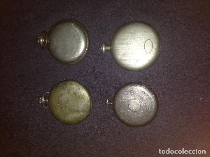 Relojes de bolsillo: Lote de relojes - Foto 2 - 156858190