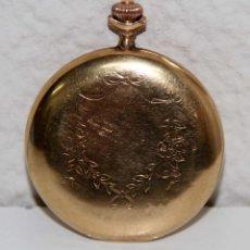 Relojes de bolsillo: RELOJ DE BOLSILLO. ORION. CAJA EN ORO DE 18 KT. FIN SIGLO XIX. Lote 156954950