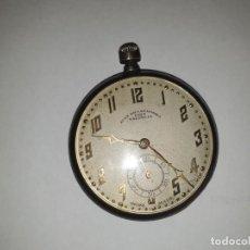 Relojes de bolsillo: RELOJ BOLSILLO PLATA JUAN B. CARBONELL VALENCIA. Lote 157677266