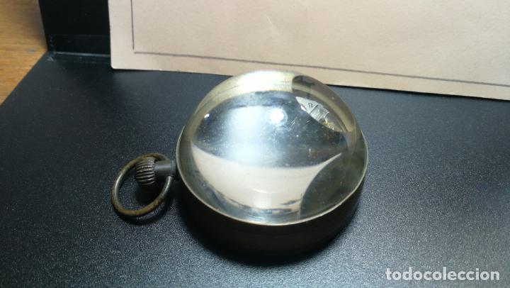 Relojes de bolsillo: Botito reloj para repara o piezas, la maguinaria funciona y se para - Foto 12 - 157734122