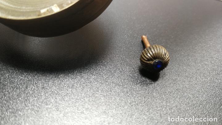 Relojes de bolsillo: Botito reloj para repara o piezas, la maguinaria funciona y se para - Foto 15 - 157734122
