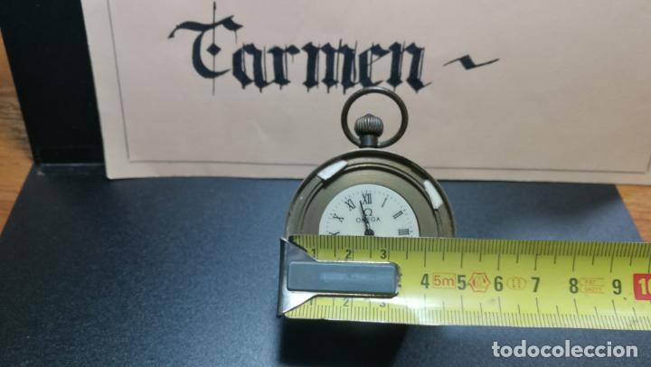 Relojes de bolsillo: Botito reloj para repara o piezas, la maguinaria funciona y se para - Foto 22 - 157734122
