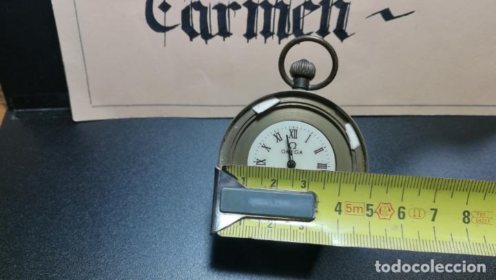 Relojes de bolsillo: Botito reloj para repara o piezas, la maguinaria funciona y se para - Foto 24 - 157734122