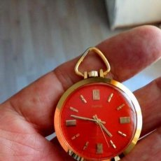 Relojes de bolsillo: VINTAGE RELOJ DE BOLSILLO HMT NUEVO. . Lote 157801130