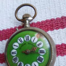 Relojes de bolsillo: RELOJ DE BOLSILLO MARCA ROSKOPF CON UÑERO. Lote 158280602