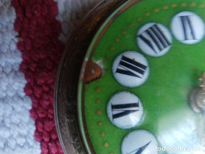 Relojes de bolsillo: RELOJ DE BOLSILLO MARCA ROSKOPF CON UÑERO - Foto 3 - 158280602