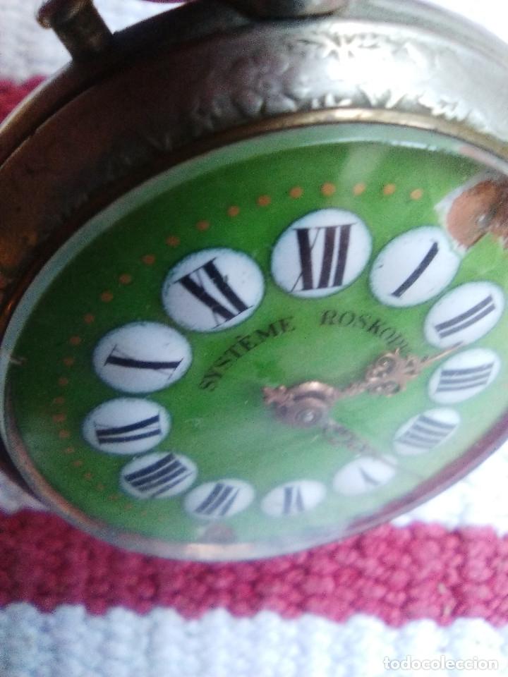 Relojes de bolsillo: RELOJ DE BOLSILLO MARCA ROSKOPF CON UÑERO - Foto 7 - 158280602