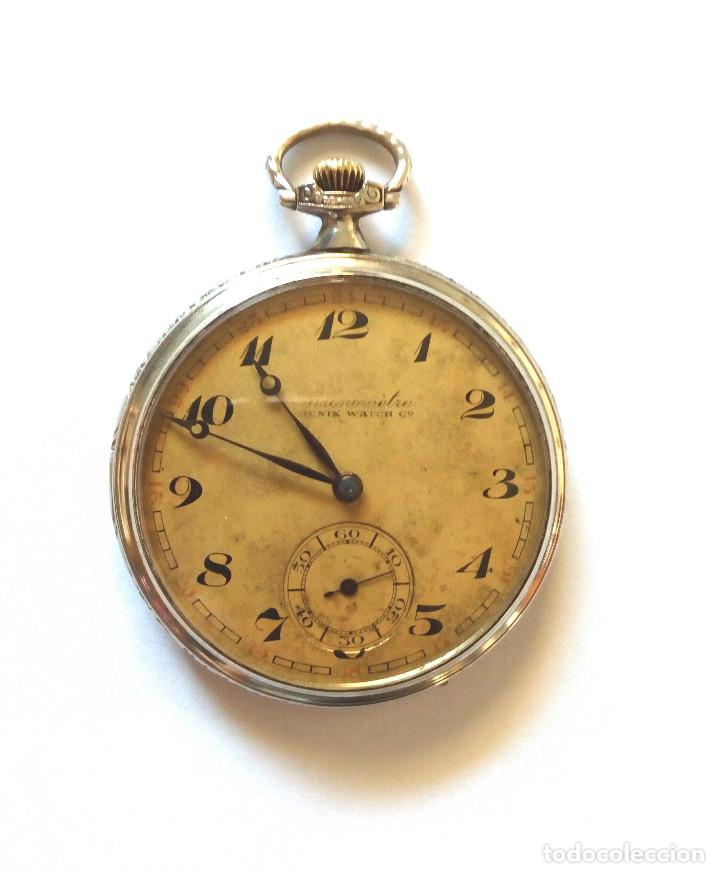 RELOJ BOLSILLO FUNCIONANDO DE 1930 (Relojes - Bolsillo Carga Manual)