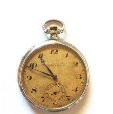 Relojes de bolsillo: RELOJ BOLSILLO FUNCIONANDO DE 1930. Lote 176547727