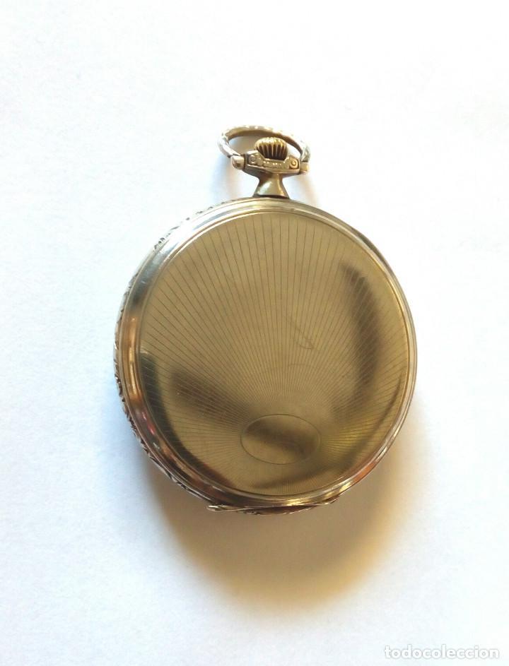 Relojes de bolsillo: RELOJ BOLSILLO FUNCIONANDO DE 1930 - Foto 2 - 176547727