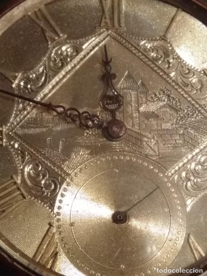 Relojes de bolsillo: Reloj de bolsillo marca SOLA de plata (Funcionando) - Foto 17 - 158698190