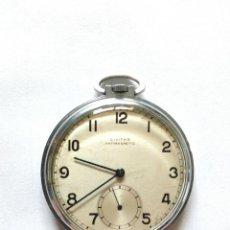 Relojes de bolsillo: RELOJ BOLSILLO FUNCIONANDO DE 1935. Lote 158949790