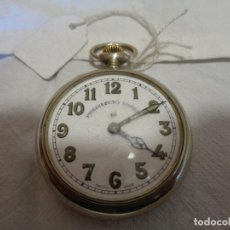Relojes de bolsillo: RELOJ BOLSILLO SUIZO PREDILECTO POTENS. Lote 159046922