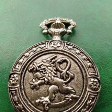 Relojes de bolsillo: RELOJ DE BOLSILLO JAN SIBELIUS CON SU CAJA ORIGINAL. Lote 159210866