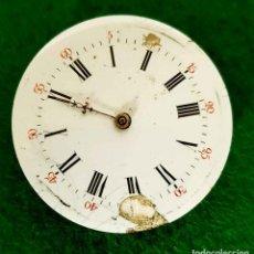 Relojes de bolsillo: MAQUINA DE RELOJ DE BOLSILLO. Lote 159379994