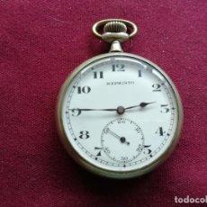 Relojes de bolsillo: RELOJ MEPHISTO. EN FUNCIONAMIENTO. Lote 159793558