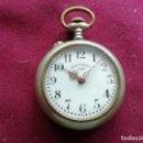 Relojes de bolsillo: RELOJ DISTINGUO. EN FUNCIONAMIENTO. Lote 159794422