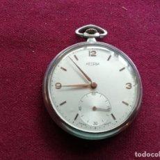 Relojes de bolsillo: RELOJ SUIZO MEDANA. ANDA Y SE PARA. Lote 159795250