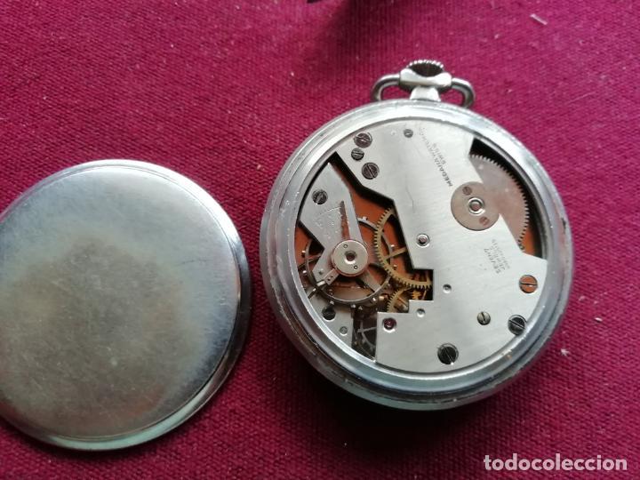 Relojes de bolsillo: Reloj suizo Medana. Anda y se para - Foto 2 - 159795250