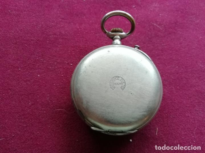 Relojes de bolsillo: Reloj Roskopf Nieto Patent. En funcionamiento - Foto 2 - 159796074