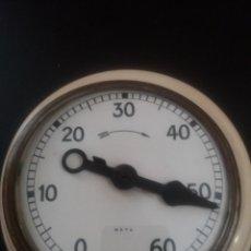 Relojes de bolsillo: RELOJ DE BILLARES ,META,AÑOS 20.. Lote 159842813