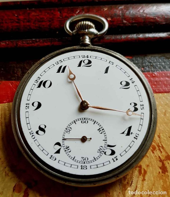 Relojes de bolsillo: RELOJ DE BOLSILLO - Foto 4 - 159996726