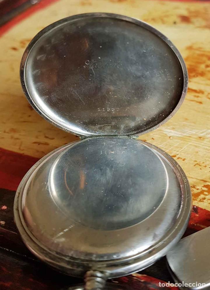 Relojes de bolsillo: RELOJ DE BOLSILLO - Foto 5 - 159996726