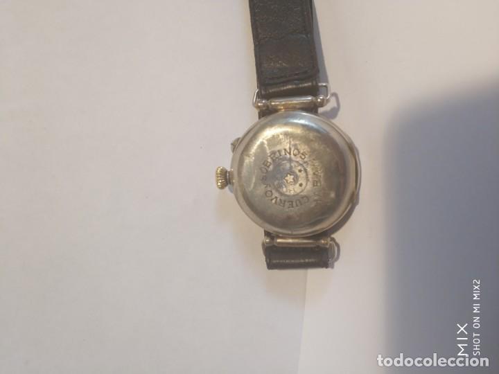 Relojes de bolsillo: RELOJ DE PULSERA CUERVO Y SOBRINOS HABANA - Foto 2 - 160491814