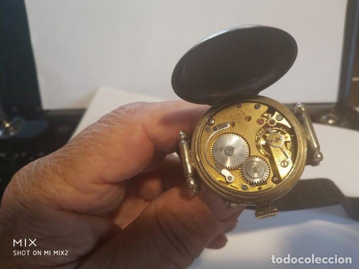 Relojes de bolsillo: RELOJ DE PULSERA CUERVO Y SOBRINOS HABANA - Foto 3 - 160491814