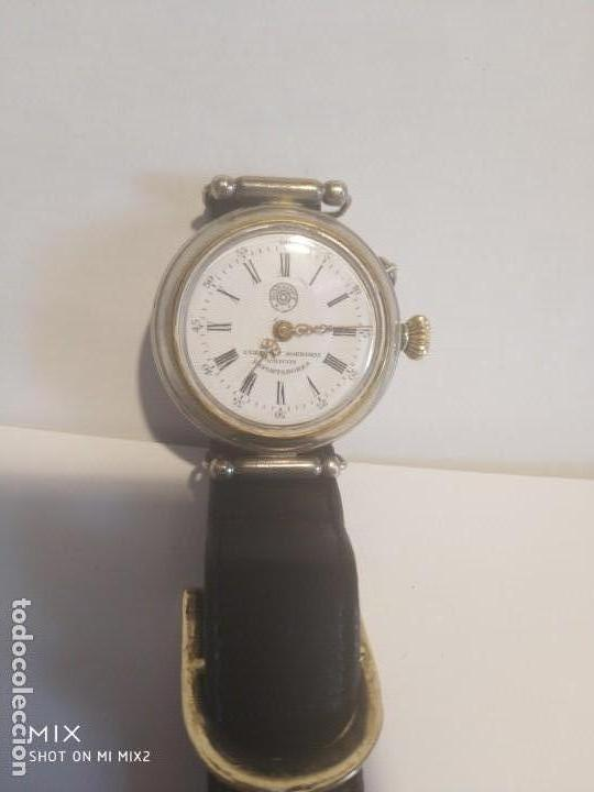 RELOJ DE PULSERA CUERVO Y SOBRINOS HABANA (Relojes - Bolsillo Carga Manual)