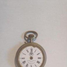 Relojes de bolsillo: RELOJ CUERVO Y SOBRINOS HABANA DESCACHARRADO. Lote 160492306