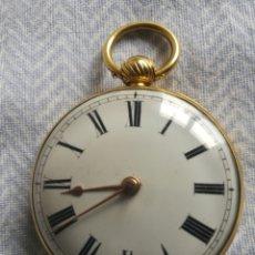 Relojes de bolsillo: RELOJ CATALINO. Lote 160581709