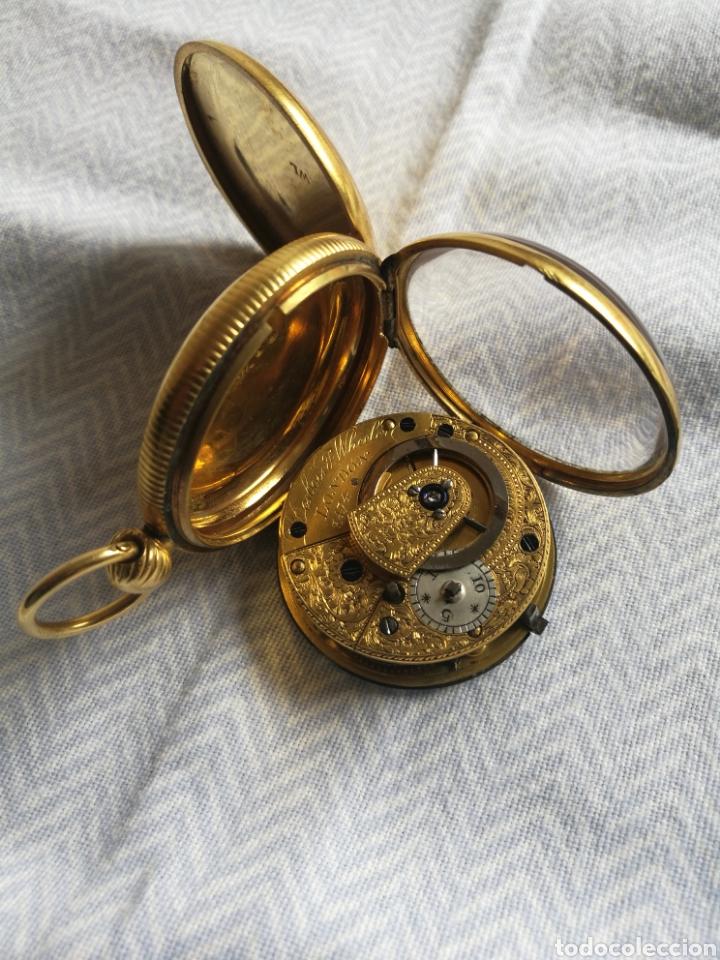 Relojes de bolsillo: Reloj catalino - Foto 3 - 160581709