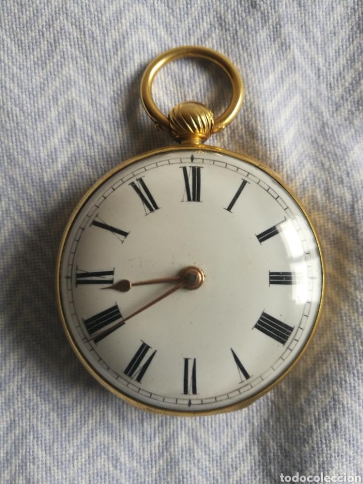Relojes de bolsillo: Reloj catalino - Foto 8 - 160581709