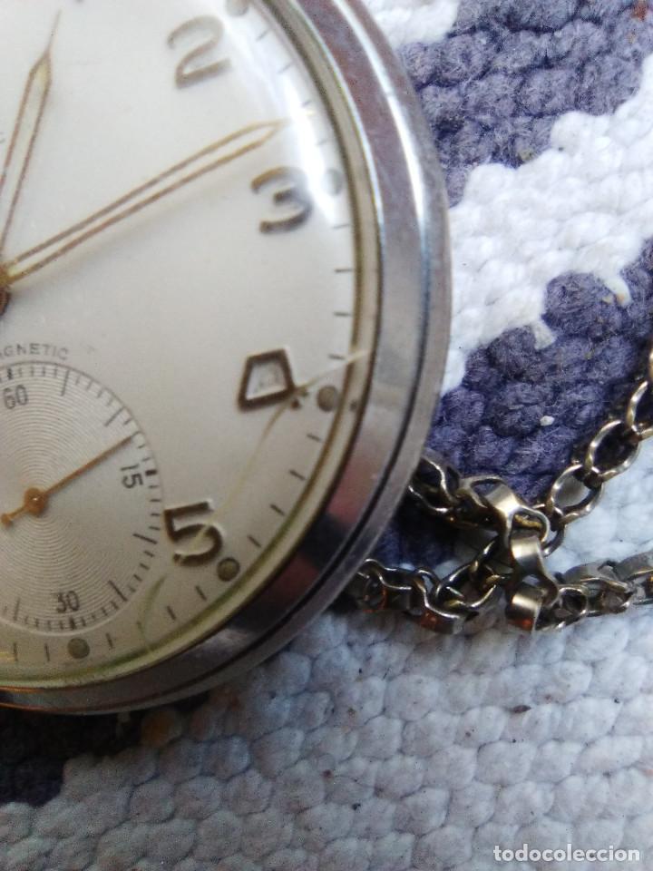 Relojes de bolsillo: RELOJ DE BOLSILLO MARCA RADAR - Foto 4 - 160668762
