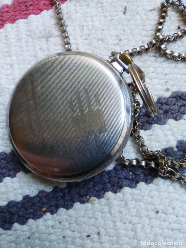 Relojes de bolsillo: RELOJ DE BOLSILLO MARCA RADAR - Foto 5 - 160668762