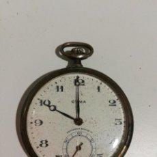 Relojes de bolsillo: RELOJ CYMA DE BOLSILLO . Lote 160745502