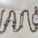 Relojes de bolsillo: THERMIDOR PARIS, PLATA, AÑOS 60. Lote 161117214